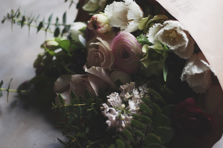 Mother's+Day+Bouquet+by+Ruby+&+The+Wolf